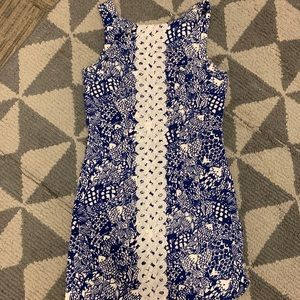 Upstream shift dress